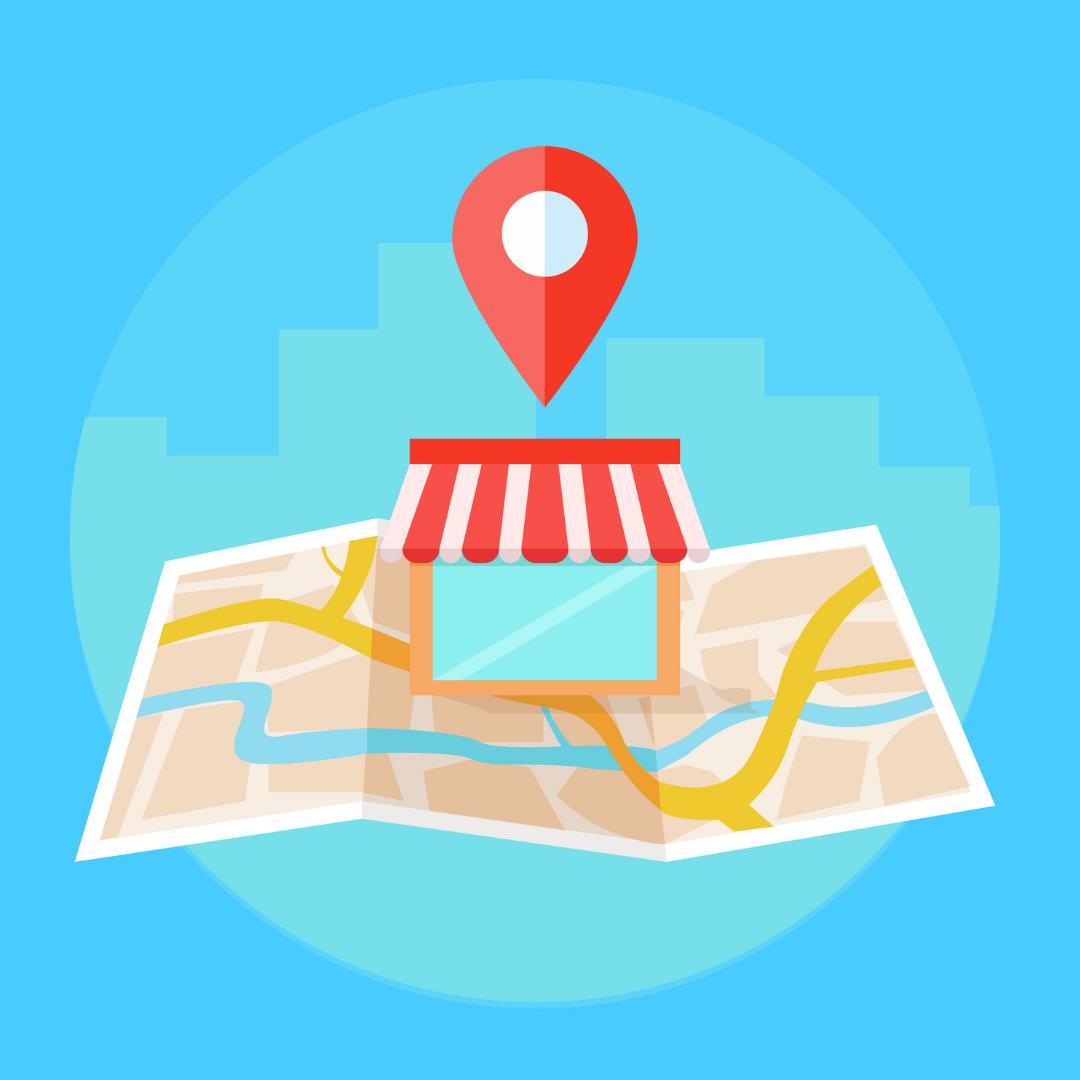 local search engine optimization graphic