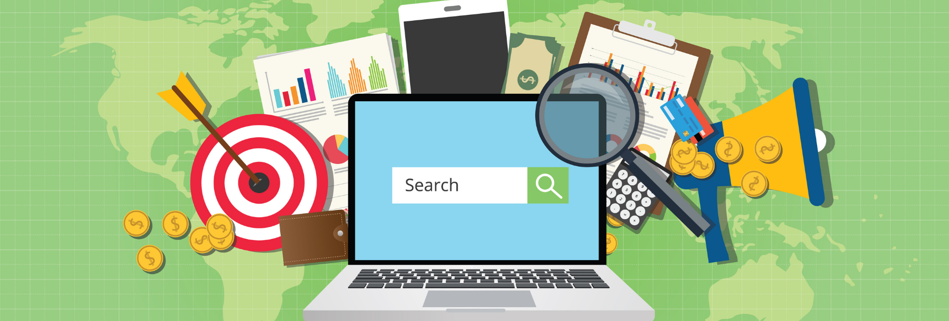 search engine marketing approach and process