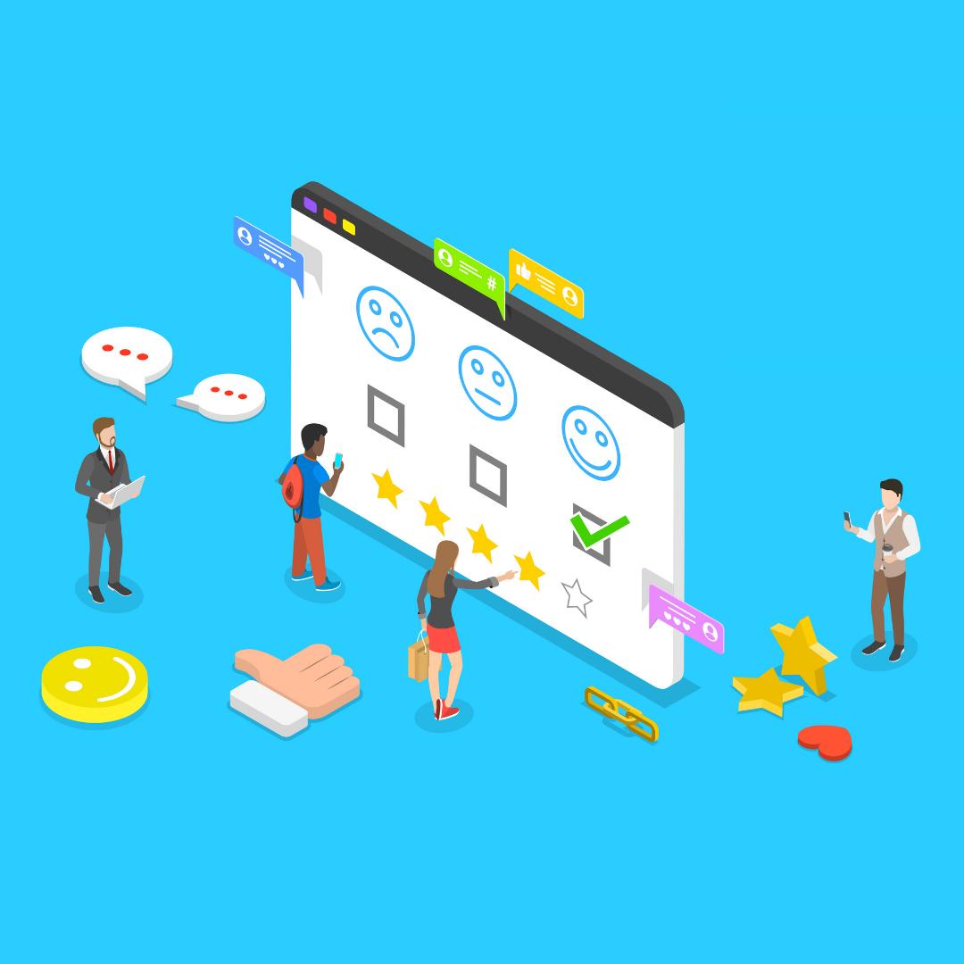 online reputation management graphic
